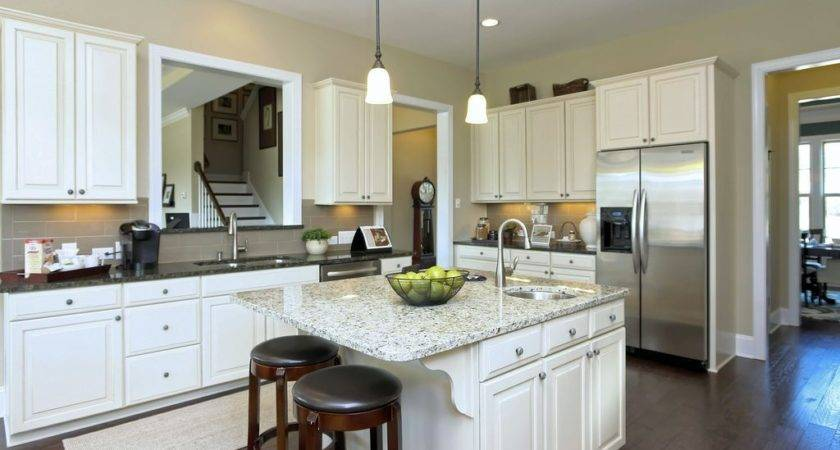 Fancy Kitchen Colors White Cabinets Inspiration