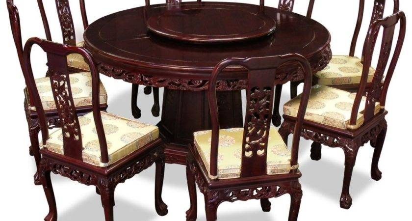 Fancy Oriental Dining Table Remodel Home