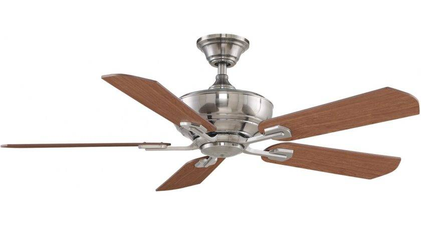 Fanimation Camhaven Inch Indoor Ceiling Fan Pewter