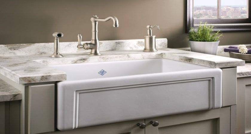 Faucets Sinks White Kitchens Appliances