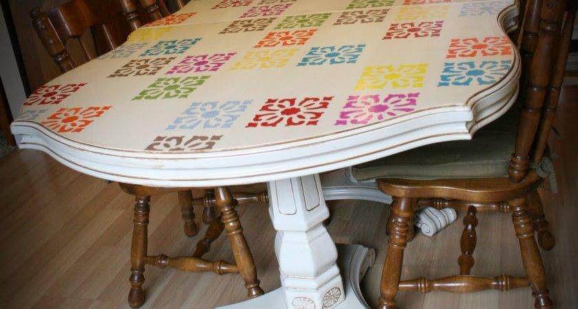 Feature Friday Kitchen Table Chairs Redo