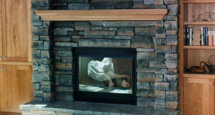 Fieldstone Fireplaces Field Stone Fireplace Buil