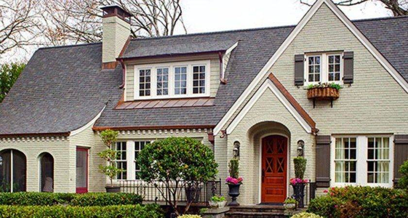 Find Most Popular Exterior House Color Exciting