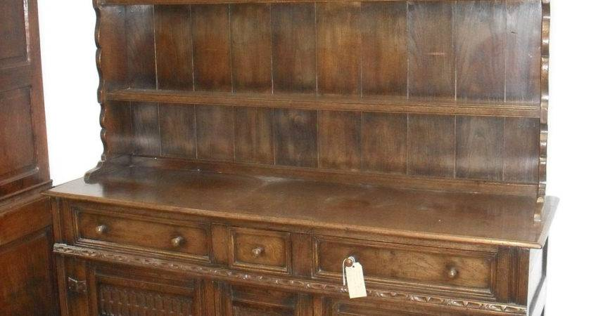 Fine Quality Oak Dresser Titchmarsh Goodwin