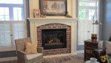 Fireplace Without Hearth Houzz