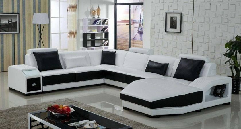 First Grade Leather Sofa Designs Living Room