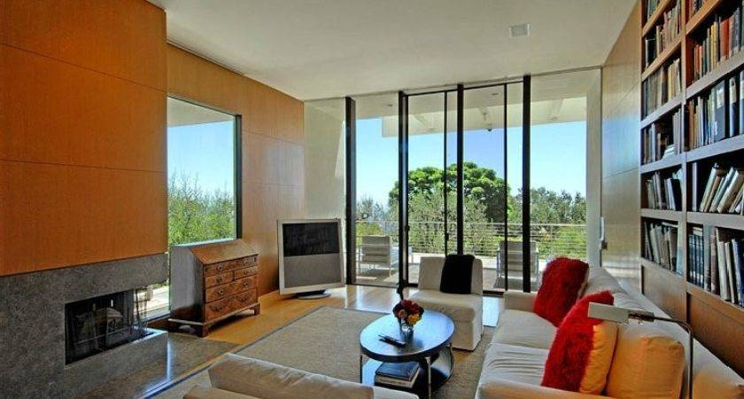 Floor Ceiling Glass Walls Take Advantage Bel Air