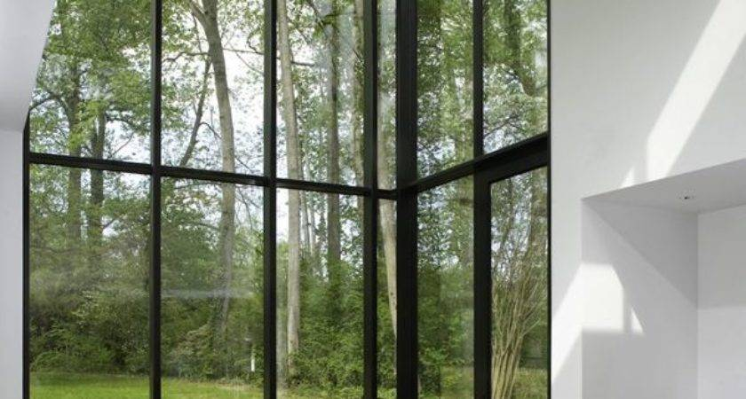 Floor Ceiling Windows New Way Define Your Home