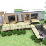 Foot Container Home Plans