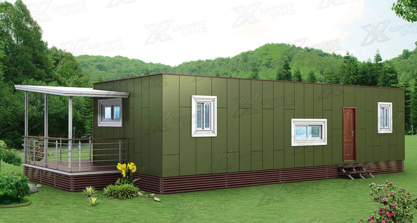 Foot Container Home