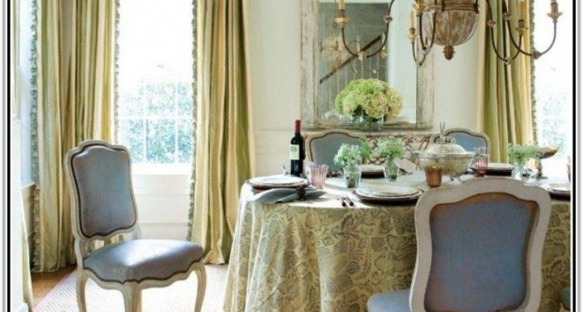 Formal Dining Room Drapes Best Home