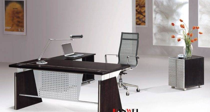 Four Different Types Office Furniture