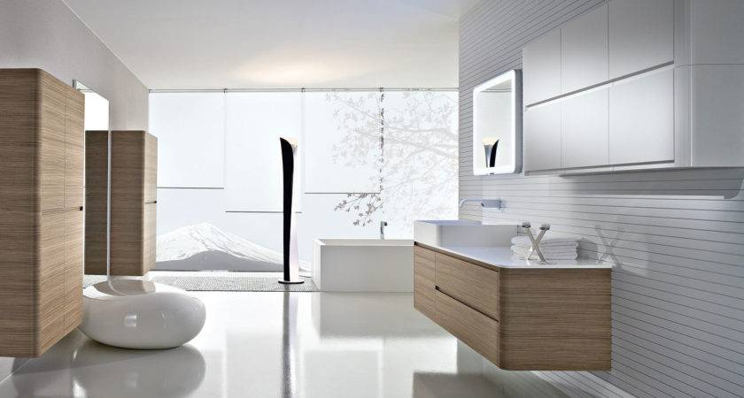Fresh Contemporary Bathroom Ideas
