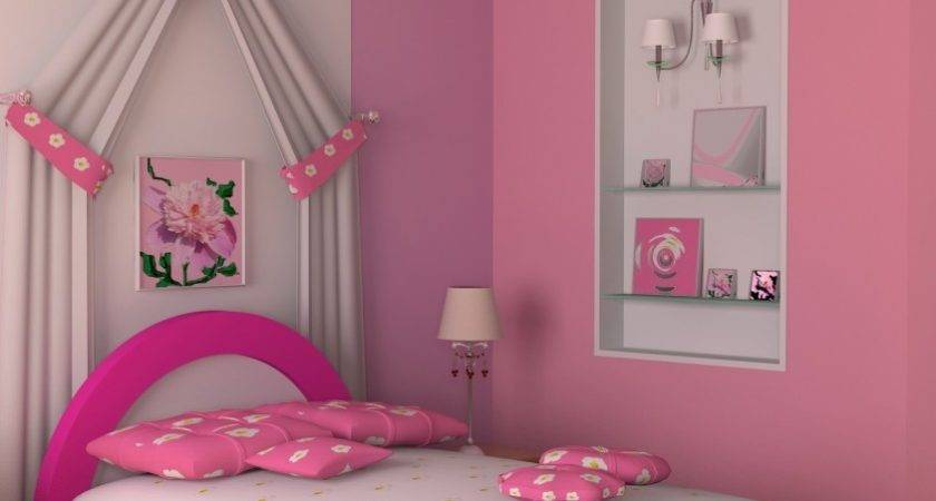 Fresh Cute Pink Bedroom Ideas Interior Design Home