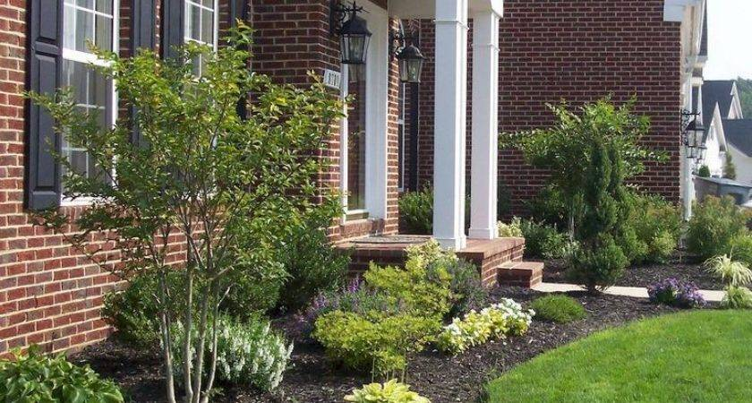 Front Yard Landscaping Ideas Budget Besideroom