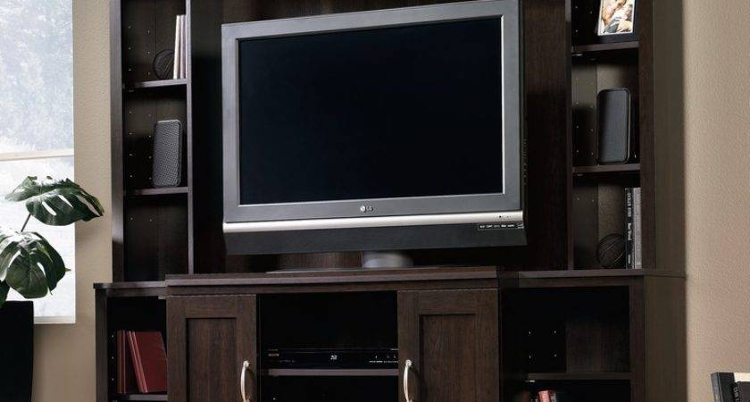 Furniture Buy Entertainment Unit Cherry Stands