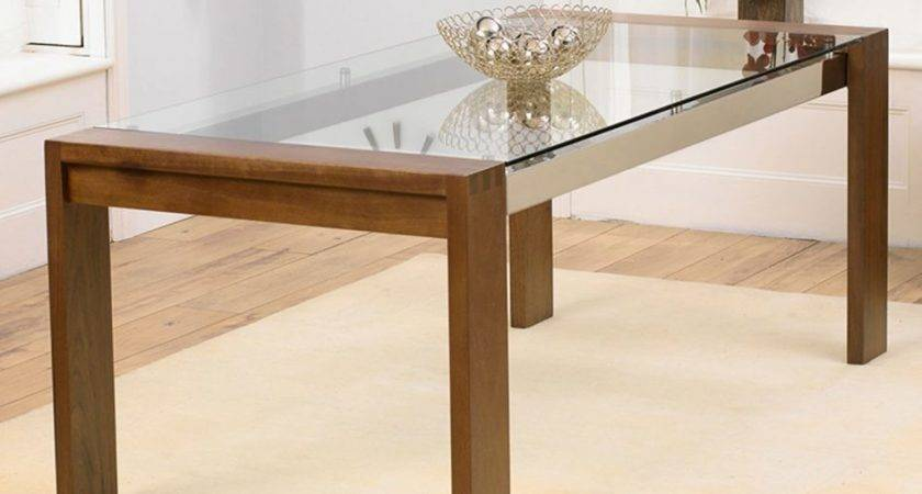 Furniture Fancy Wooden Dining Table Design Square