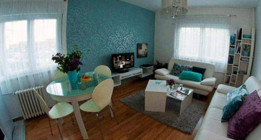 Furniture Layout Small Apartment Living Room Best