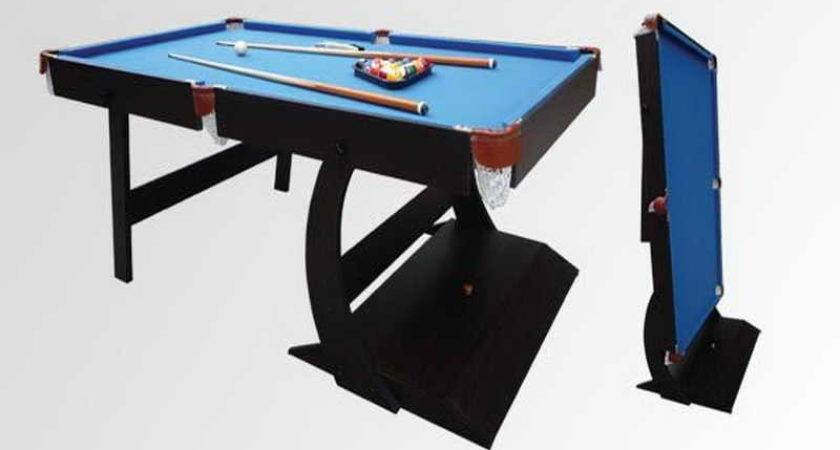 Furniture Modern Small Pool Table Stylish