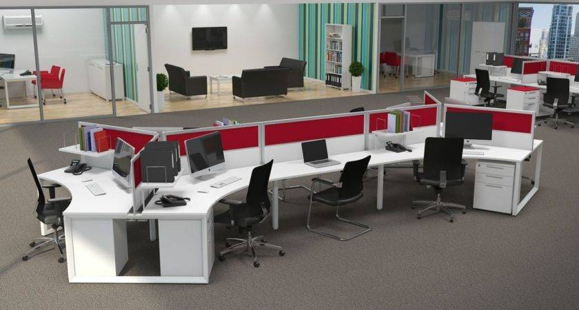 Furniture Office Partition Cubicle Workstations Furnitures