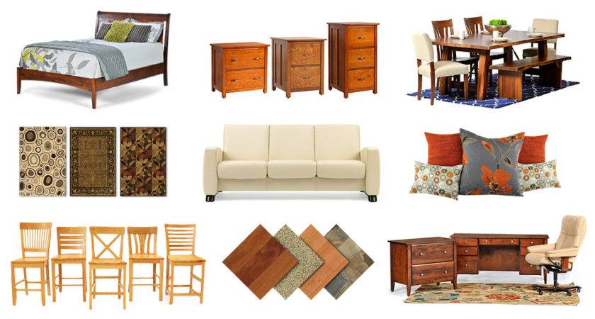 Furniture Selection Home Design