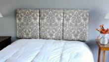 Furniture Simple Steps Yourself Headboard