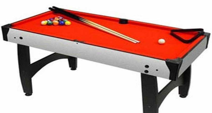 Furniture Small Mini Pool Table Stylish