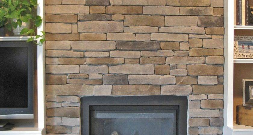 Furniture Stone Fireplaces Pinterest