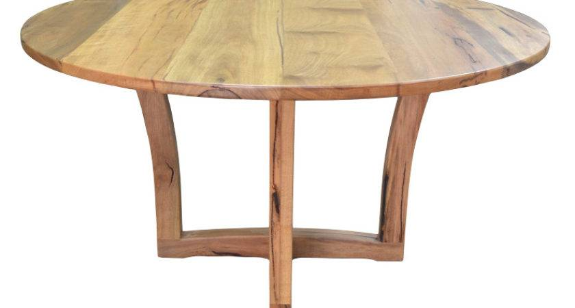 Furnitures Round Dinner Tables Look Designs