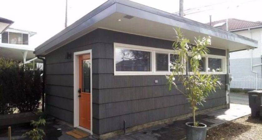Garage Converted Into Tiny House Now Sale