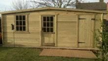 Garden Shed Summer House Ebay