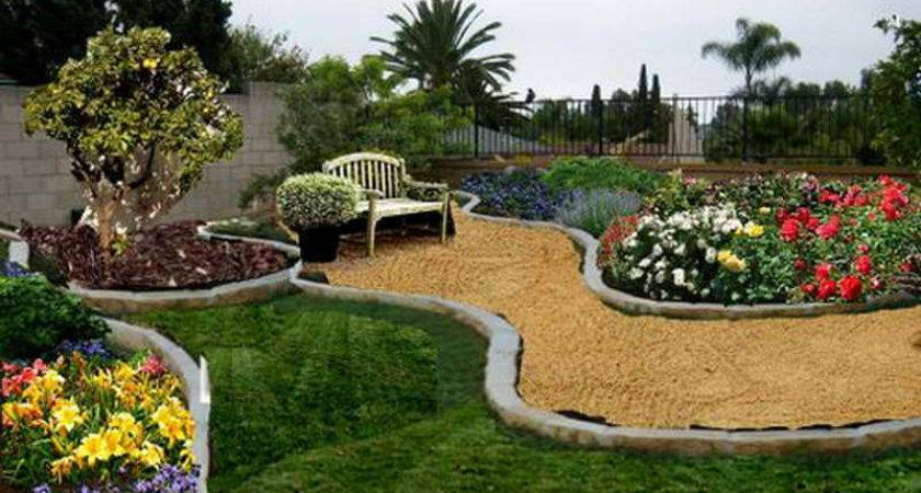 Gardening Landscaping Backyard Designs Budget