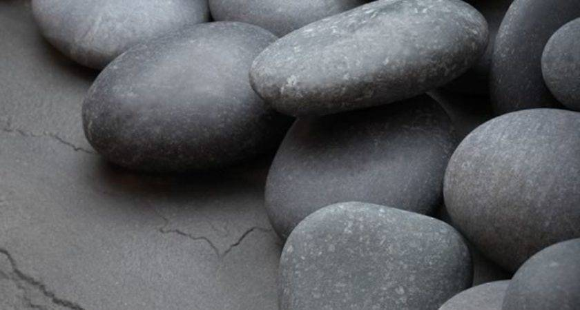 Gas Fireplace Rocks Stones Quotes