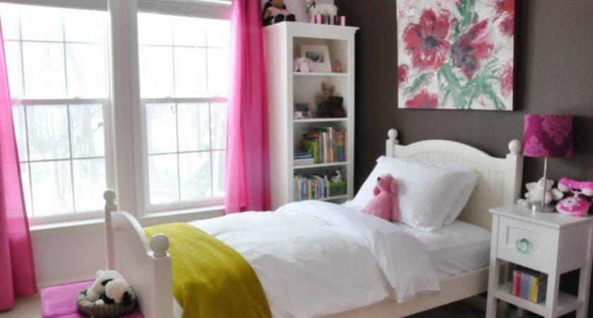 Girl Bedrooms Ideas Smart Decoration Combination Color