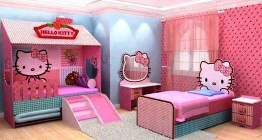 Girls Bedroom Delectable Awesome Girl Decoration