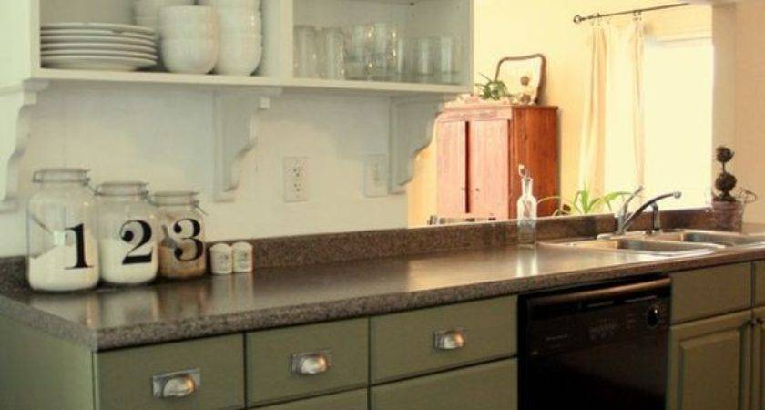 Give Your Kitchen Fresh Look Budget