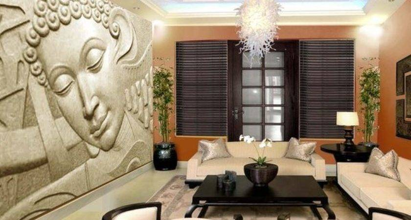 Give Your Living Room Zen Style