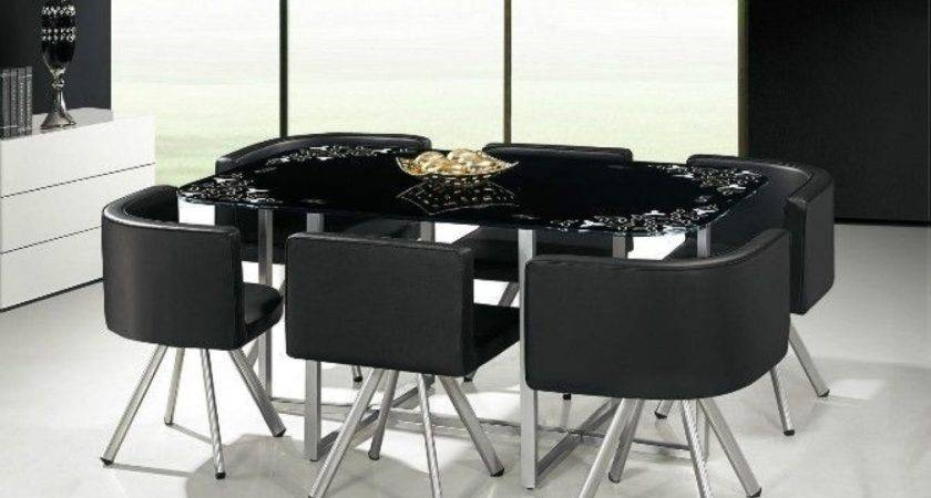 Glass Table Dining Set Sets Top