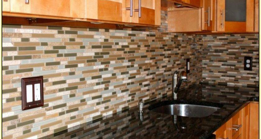 Glass Tile Cheap Home Design