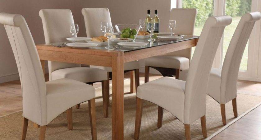 Glass Top Dining Table Sets Casual
