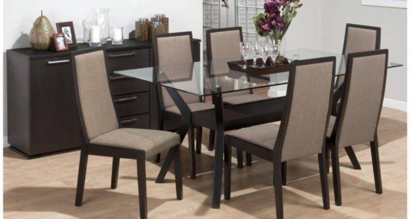Glass Top Dining Table Sets High Quality Interior