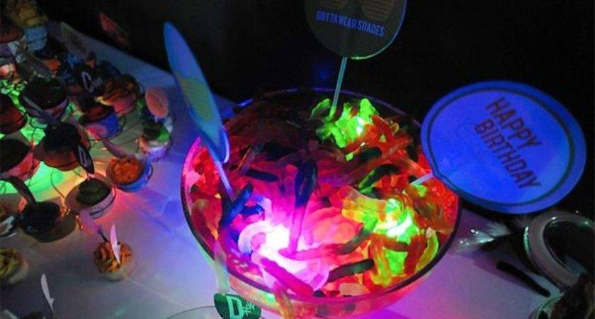 Glow Party Ideas Activedark Glowing