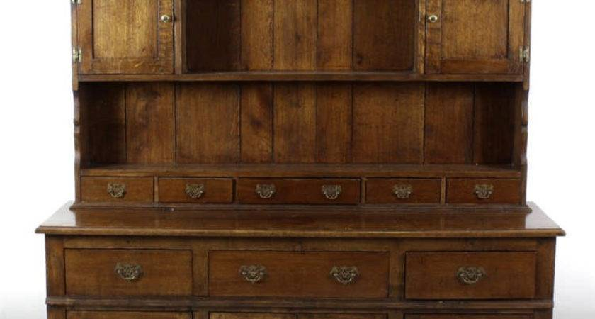 Good Quality Reproduction Oak Dresser Rack Latter