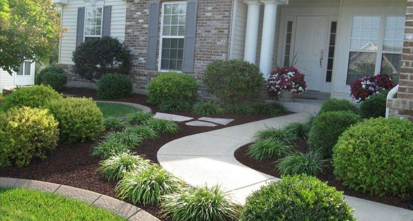 Gorgeous Front Yard Landscaping Ideas Budget