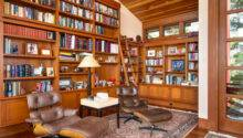 Gorgeous Home Library Would Turn Anyone Into Bookworm