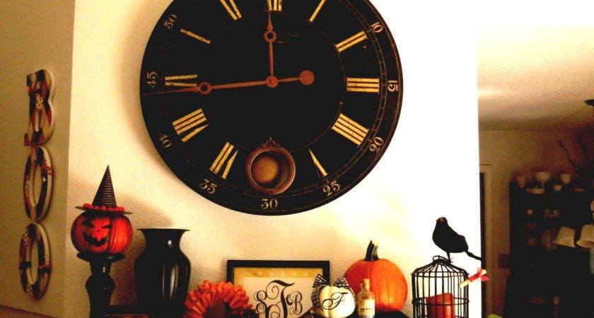 Gorgeous Interior Halloween Decorations Ideas