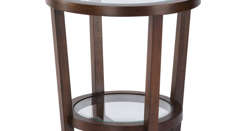 Gramercy Tall Side Table