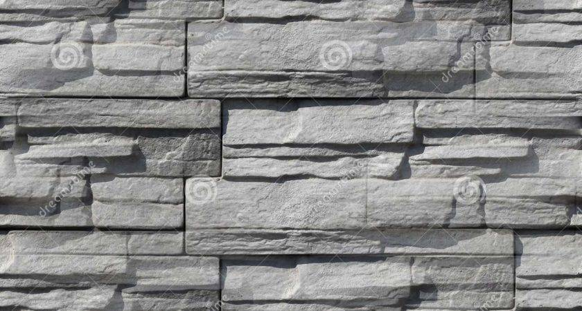 Granite Decorative Brick Wall Seamless