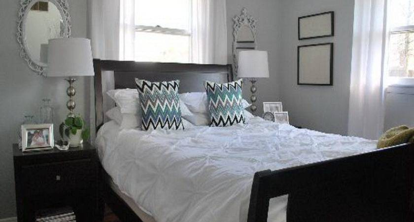 Gray Bedroom Decorating Ideas Walls