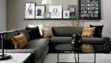 Gray Living Room Design Ideas
